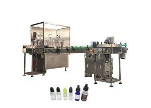 3kw avtomatski elektronski stroj za polnjenje tekočin
