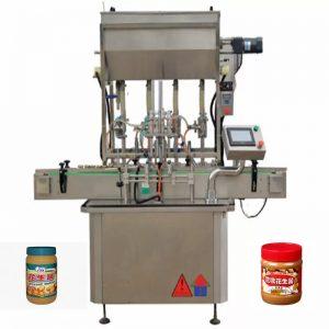 4 šobe stroji za polnjenje medu