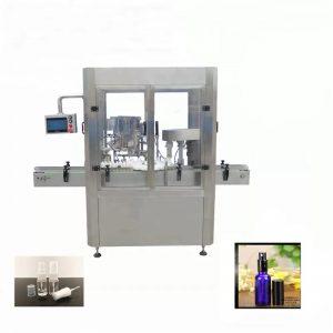 Stroj za polnjenje steklenic iz aluminijastih vial