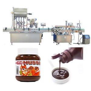 Avtomatski stroj za polnjenje steklenic iz paradižnikove omake 10ml