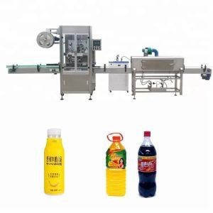 Avtomatski stroj za krčenje rokavov za steklenice