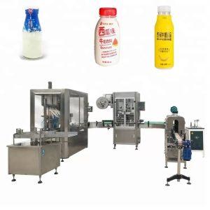 Na voljo je PLC nadzorni sistem za zajemanje steklenic