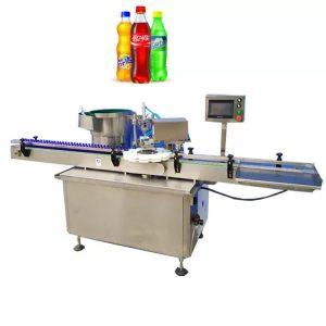 Električni stroj za zapiranje steklenic