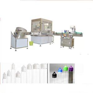 Elektronski stroj za polnjenje tekočin z vmesnikom zaslona na dotik zaslon Siemens