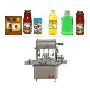 Štirje šobe polnilni stroj za kečap