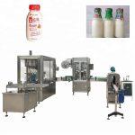 Avtomatski stroj za polnjenje tekočih steklenic iz plastike / stekla, ki se uporablja za pijačo / hrano / medicino