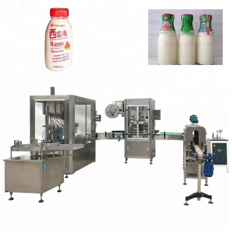 Stroj za avtomatsko polnjenje s stekleničkami
