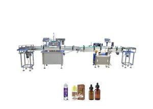 Stroj za polnjenje steklenic z oljem visoke gostote
