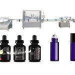 Stroj za dolivanje medicinskega eteričnega olja z nadzorno ploščo na barvnem zaslonu
