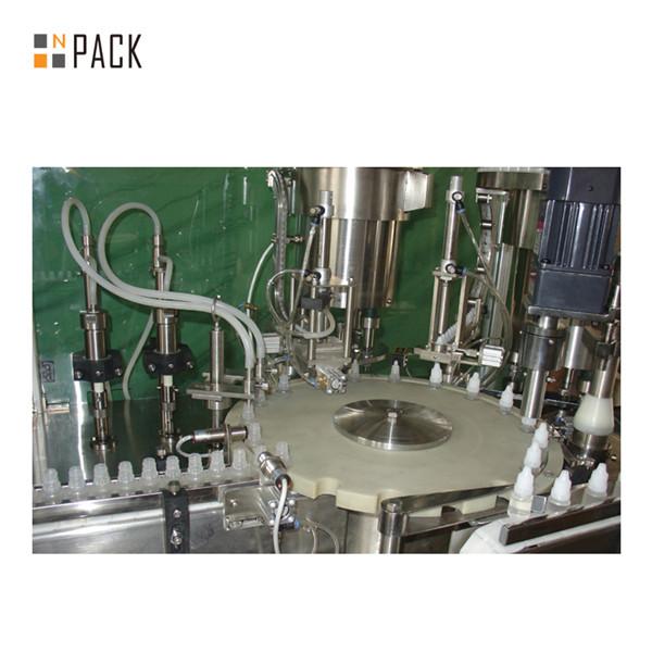 Stroj za zapolnjevanje steklenic Vape sok