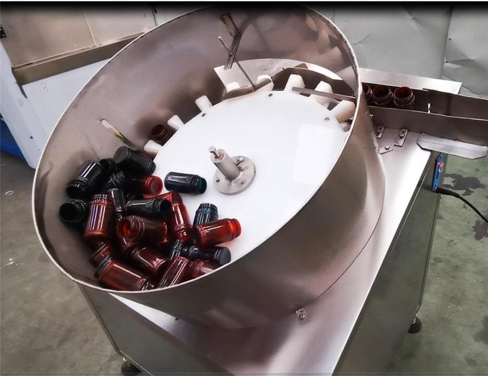 NP-SL60 dvojne glave za štetje tablet, polnjene s kapsulami v stroju