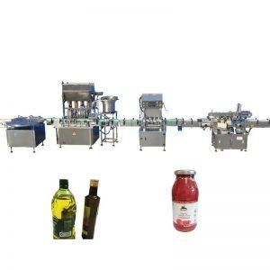 PLC nadzorni stroj za polnjenje eteričnega olja