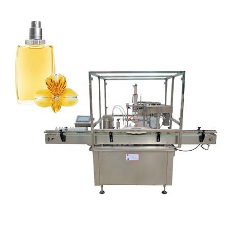 Stroj za polnjenje parfumov