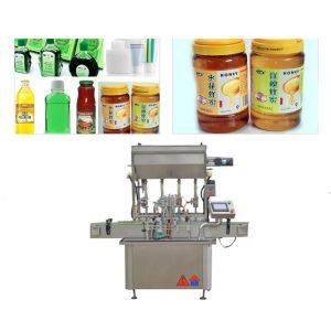 Stroj za polnjenje omake z batno črpalko