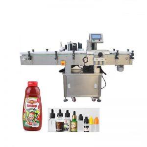 Stroj za pakiranje in označevanje izdelkov za okrogle izdelke