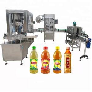 Avtomatski stroj za polnjenje tekočin z vijakom