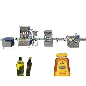 Stopenjski stroj za polnjenje jedilnega olja z motorjem