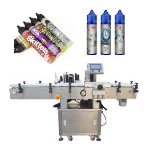 Avtomatski stroj za etiketiranje embalaže za les