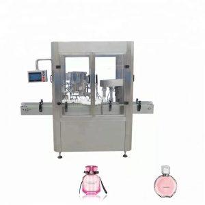 avtomatski stroj za polnjenje viale s parfumi